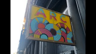 AnalogPlanet Tours The Archive of Contemporary Music Tour With B.George