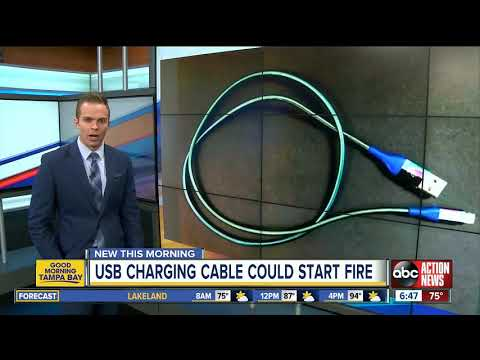 Randi West - USB Cable recall