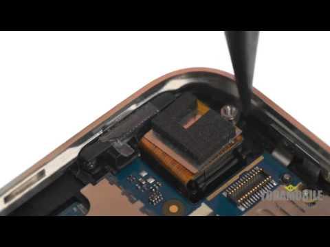 Замена аудио разъема, кнопок Mute, Power и Громкость iPhone 3G&3GS
