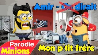 (Parodie Minions) Mon p