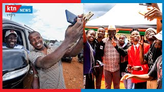 How politicians are rebranding while campaigning   #INSIDEPOLITICS WITH FRED INDIMULI   PART 3