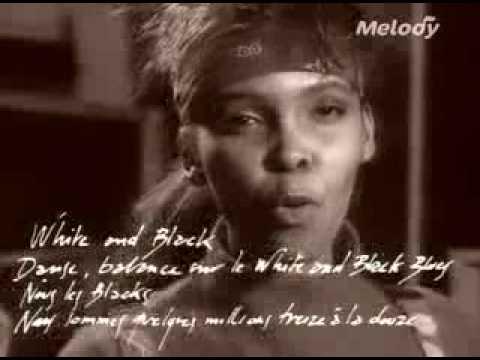 Joëlle Ursull - White & Black Blues - une vidéo Musique.avi