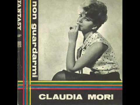 Claudia Mori -   Non Guardarmi