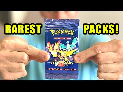*IT WAS OPENED!* Incredibly RARE Pokemon Cards Opening!