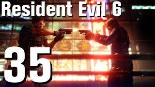 Resident Evil 6 Walkthrough Part 35 - Chapter 5