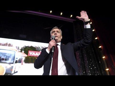 الحزب الاشتراكي اليساري يعلن فوزه بالانتخابات البرلمانية الفنلندية…  - 23:53-2019 / 4 / 14