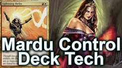 Inside The Deck #168: Modern Mardu Control Deck Tech