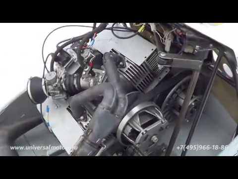 МВП 800 Двигатель