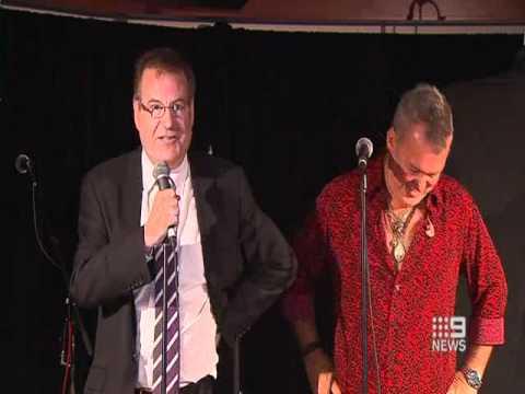 Channel 9 Adelaide News - Jimmy Barnes - Largs Pier Hotel