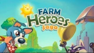 Farm Heroes Saga: Levels 1-10 (Complete)
