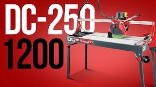 Cortadora de Cerámica Eléctrica RUBI DC-250 1200