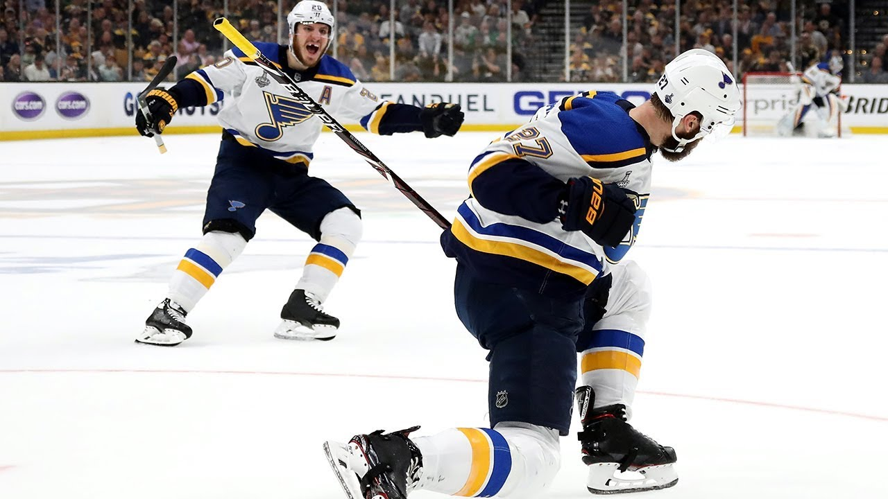 Alex Pietrangelo Buries Gorgeous Backhand Goal Youtube