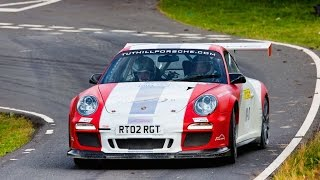 Tuthill Porsche 911 GT3 Rally Test: WRC Germany FIA RGT