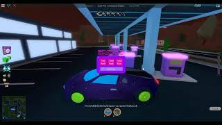 1B visits Update (Roblox Jailbreak)