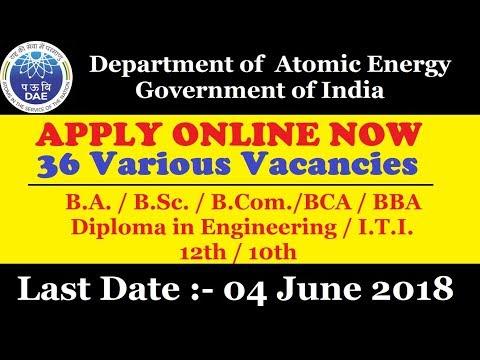 DCSEM Recruitment 2018 | Scientific Assistant, Security Officer, Technician, Clerk, Driver