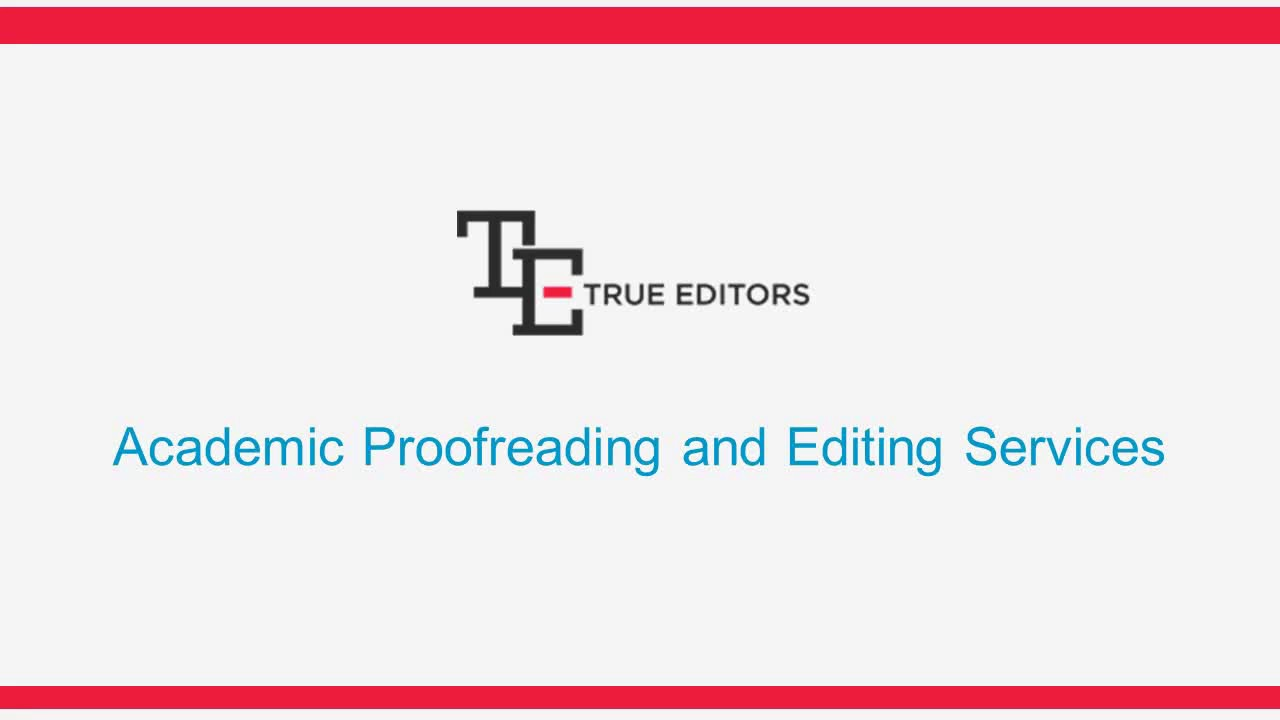 Thesis proofreading services uk