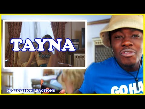 TAYNA MIGHT BE ABLE TO TAKE OVER ALBANIAN MUSIC CHARTS! Tayna - Shqipe REACTION | MalikVISION