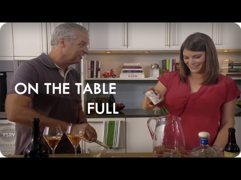 Top Chef Host Gail Simmons Welsh Rarebit Recipe | On The Table Ep. 4 Full | Reserve Channel