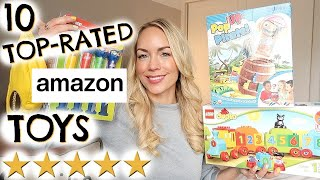 10 TOP-RATED AMAZON TOYS  |  BEST AMAZON TOYS TESTED