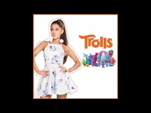 "Ariana Grande - They Don't Know (From DreamWorks Animation's ""Trolls"")"