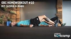 "15 Min ""60-40-20""   Home Workout #10"