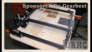 Ortur Laser Master 2 400mm X 430mm 15 Watt Laser Engraver From Gearbest