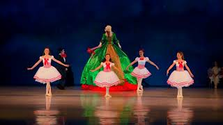 Mother Ginger from 2017 Nutcracker presented by Phoenix Ballet Company