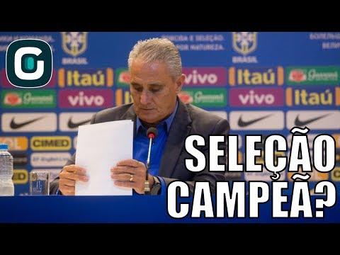 Programa Completo (14/05/18) Seleção De Tite Será Campeã?
