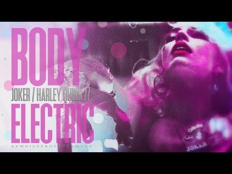 ● the joker & harley quinn | body electric.