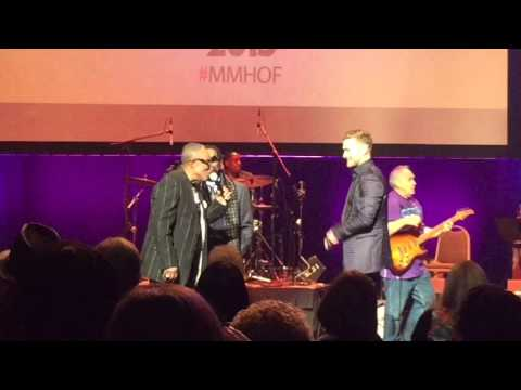Finale Memphis Music Hall Of Fame 2015