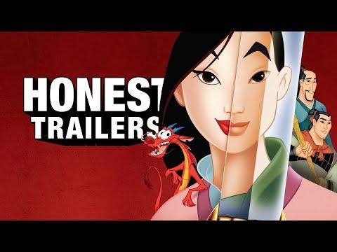 Mulan - Upřímné trailery
