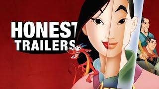 Honest Trailers   Mulan