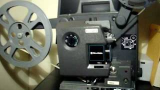 BELL & HOWELL 2585 16mm PROJECTOR