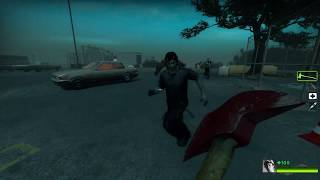 Left 4 Dead 2 - Expert Realism - Melee Only - Dark Carnival