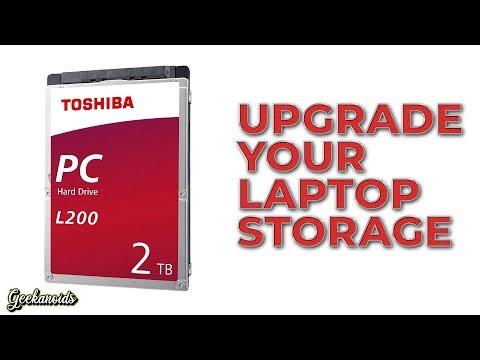 Toshiba L200 2TB Laptop Hard Drive Review