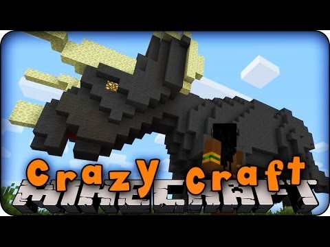 Full download minecraft mods crazy craft ep 37 dinosaur for Crazy craft free download
