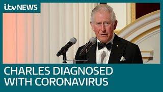 Gambar cover Prince Charles tests positive for coronavirus | ITV News