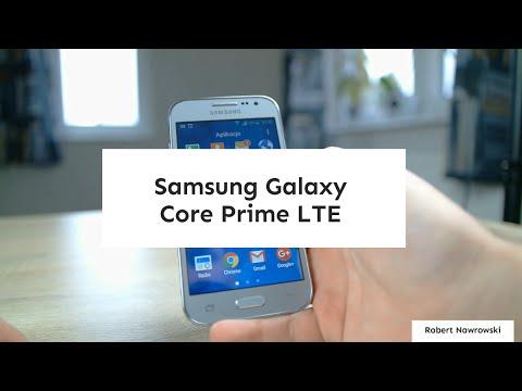 Samsung Galaxy Core Prime LTE Pierwsze wrażenia | Robert Nawrowski | Robert Nawrowski