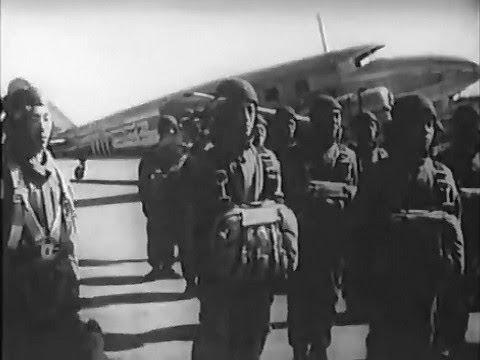 Imperial Japanese Army Airborne Forces Exercise (1941~42) - Rakkasan Butai