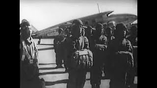 Imperial Japanese Army Airborne Forces Exercise (1941~42) - Rakkasan Butai