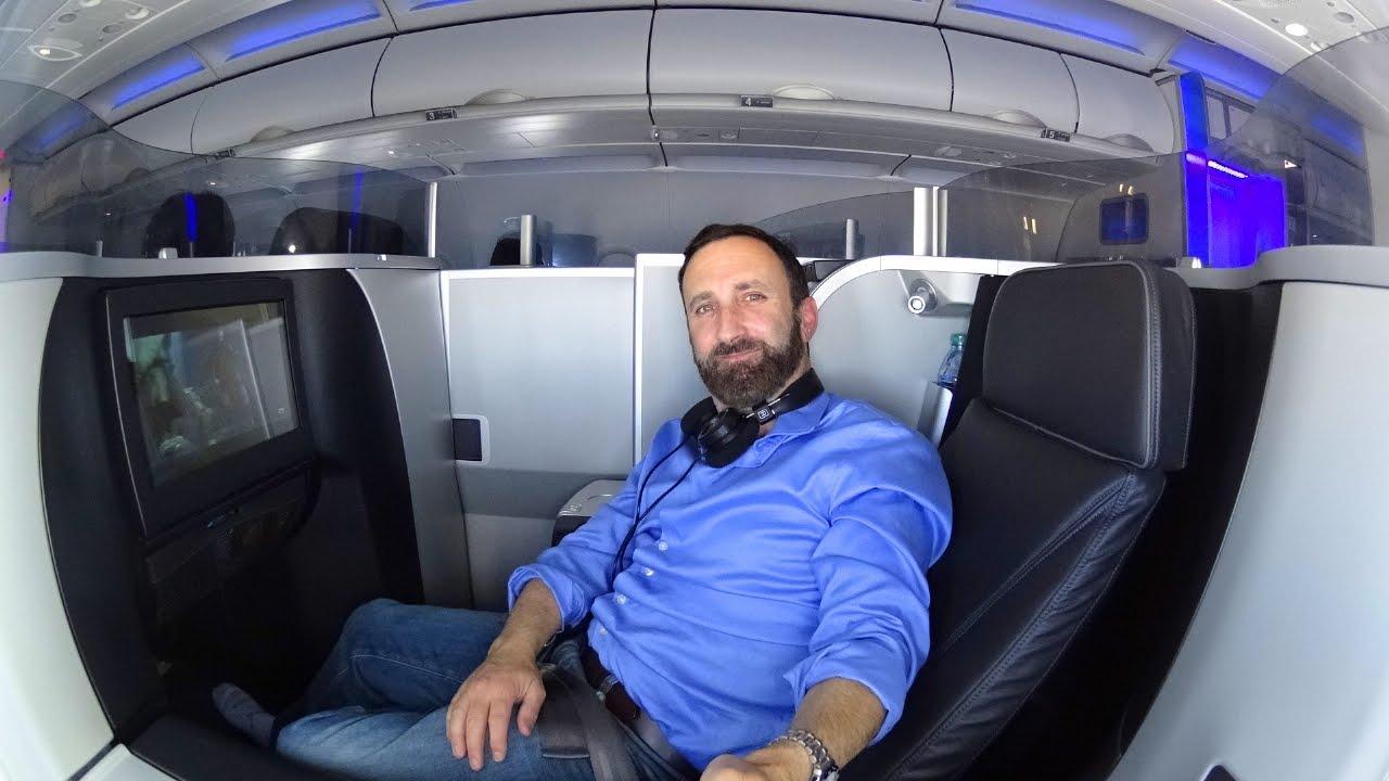JetBlue Mint Business Class Seat Tour In 4K