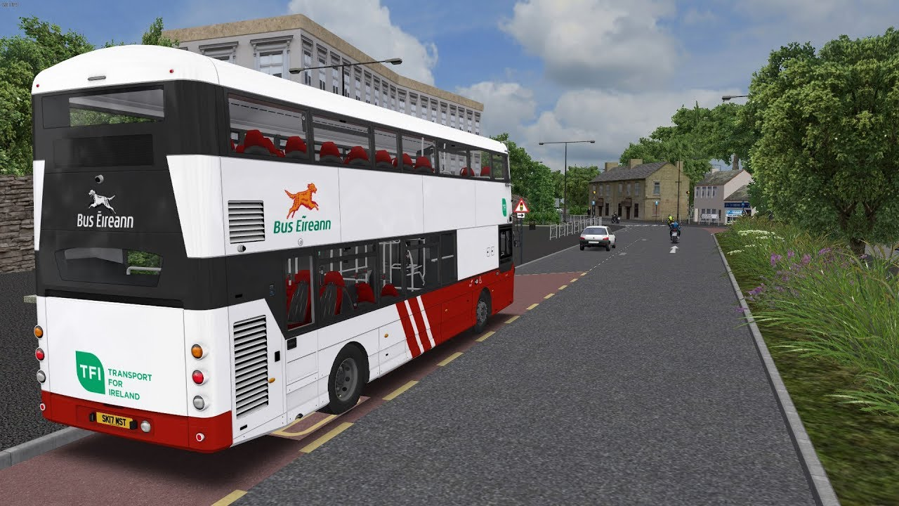 Omsi 2: Masterbus Gen 3 Pack | B5TL 10 5 Showcase