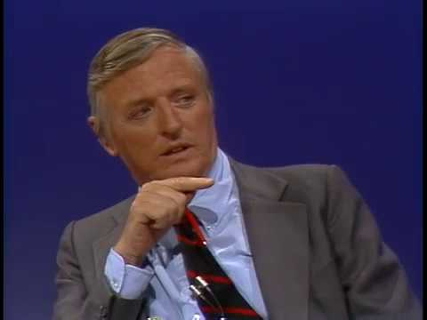 Firing Line with William F. Buckley Jr.: Is Modern Architecture Disastrous?