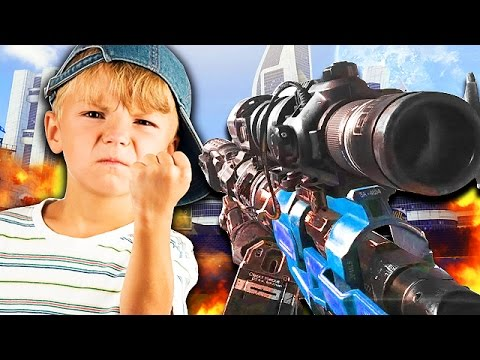 WORST TRASH TALKING KID OF ALL TIME! (Call of Duty 1v1 Trolling)