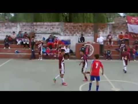 baby futbol Lomas de Burzaco vs San Vicente