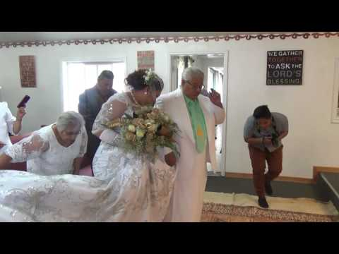 Silepa Mamaeula's Wedding June 24, 2017 Anchorage Alaska.