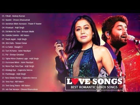 New Hindi Songs Playlist 2020 / Romantic Bollywood Love Song  Arijit Singh, Atif Aslam Armaan Malik