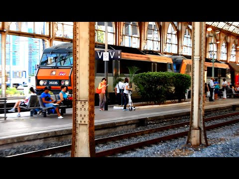 French Trains  / Heavy Freight in Nice