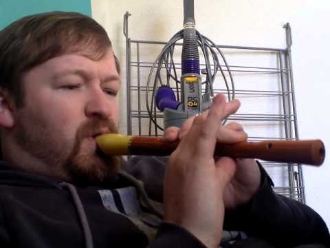 Lord of the Rings theme on Recorder