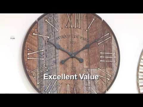 Antique Clocks by Besp-Oak Furniture